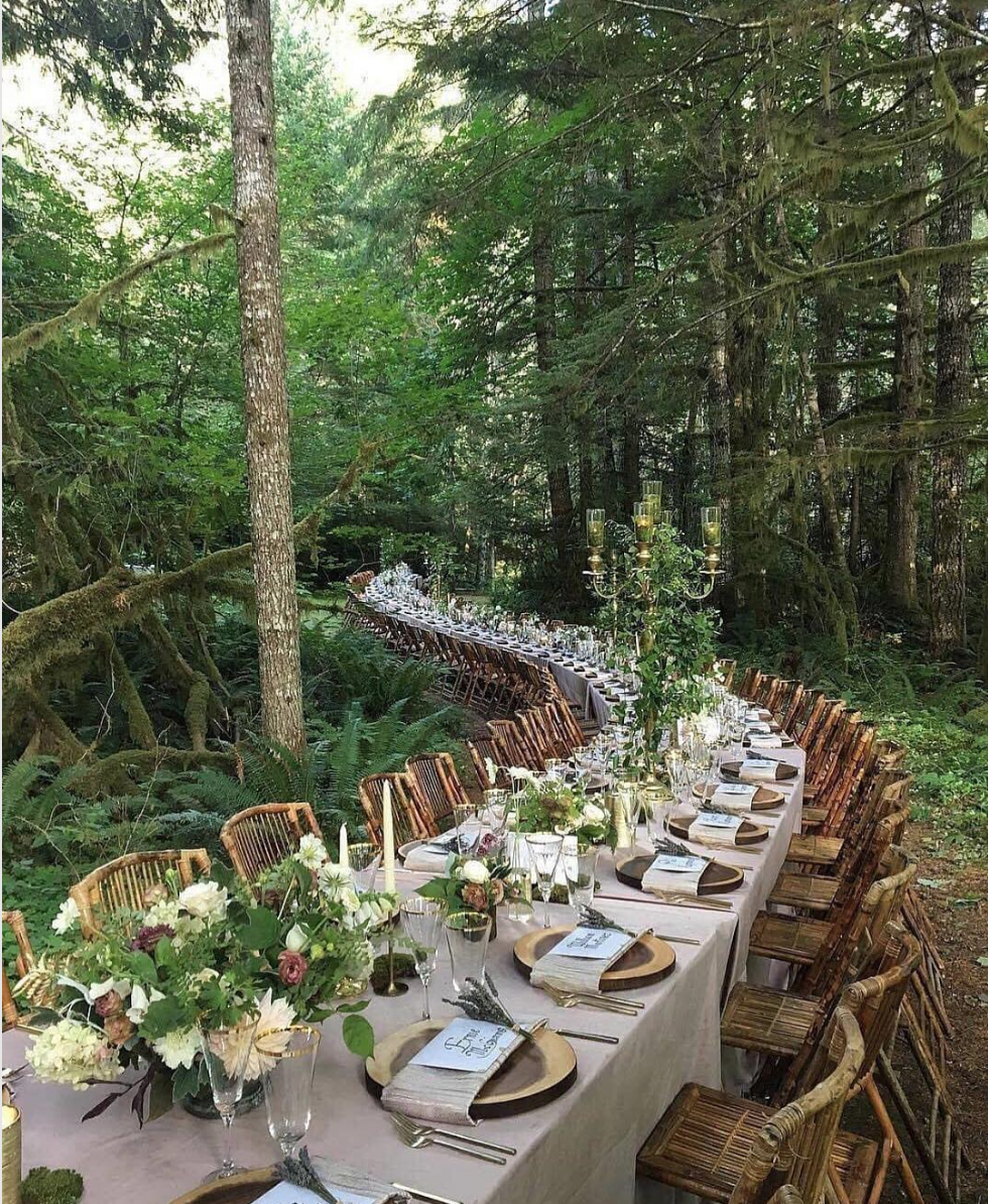 Wedding Venue Ideas: The Most Beautiful Dining Setups For An Unforgettable