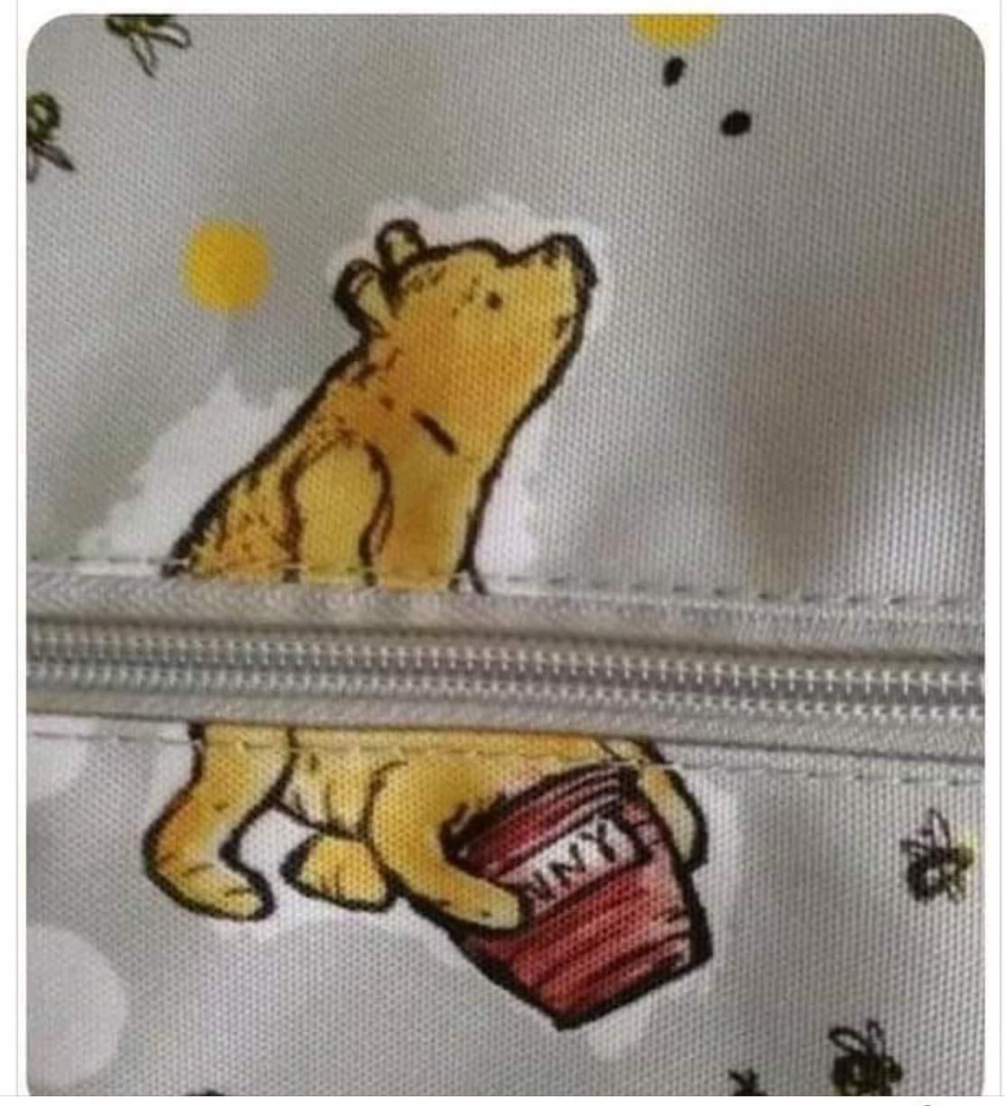 Winnie The Pooh Meme Template