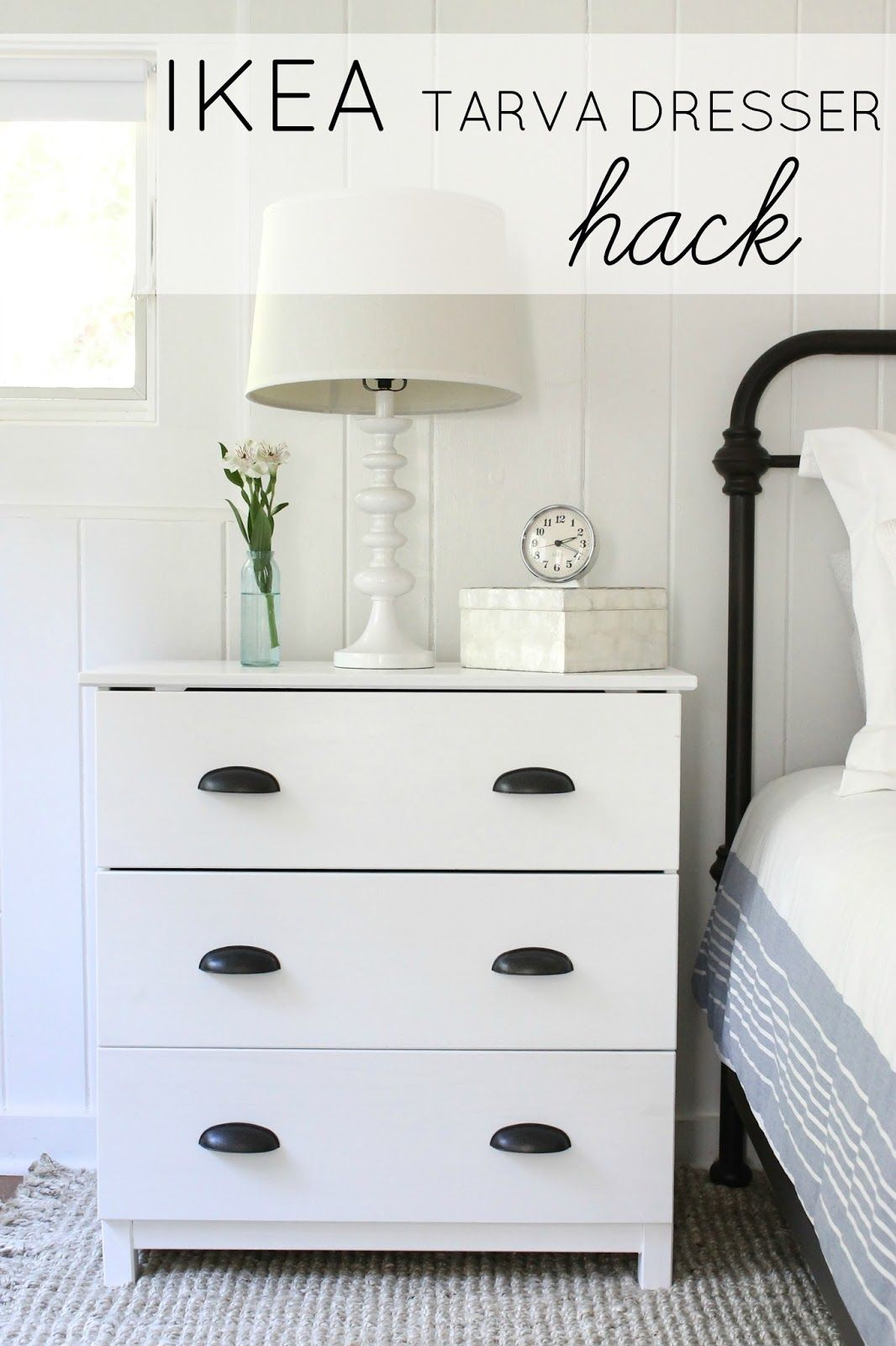 My Daily Bubble What A Hack Ikea White Bedroom Furniture Ikea Bedroom Furniture Makeover