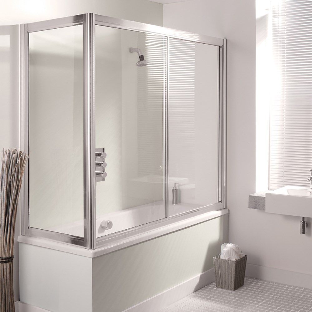 Sliding shower screen - Shower Over Bath Images Google Search