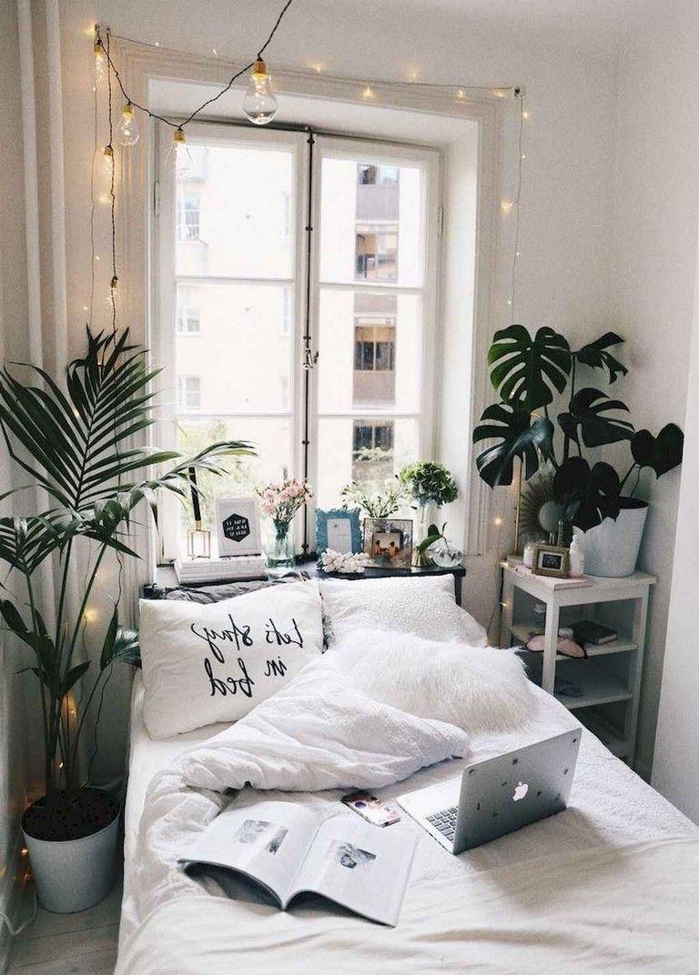 59 Best Minimalist Bedroom Ideas Decoration Apartment Room