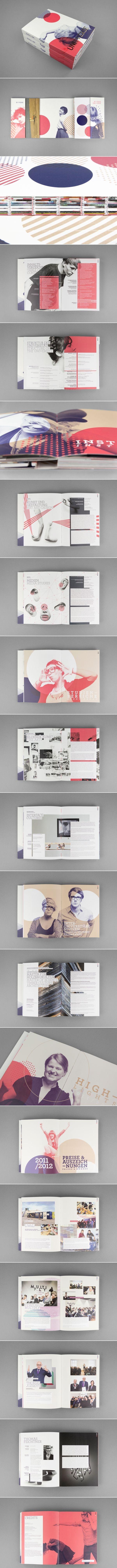 Image-Publication for the Art University of Linz Design: MOOI design Photography: Helga Traxler, Florian Voggeneder