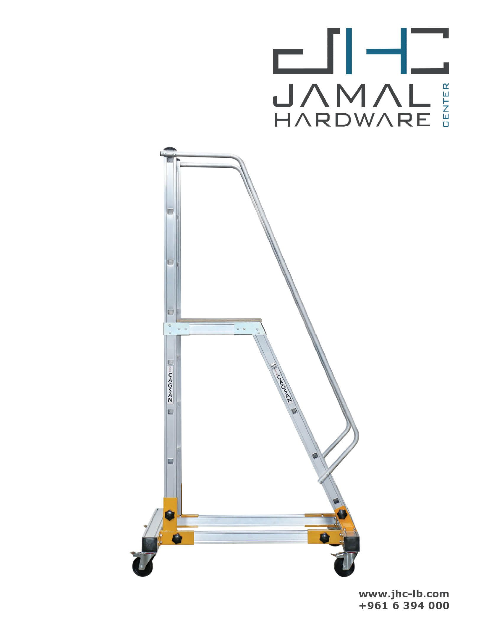 Pin by jamal hardware center on shelf ladders and stock area