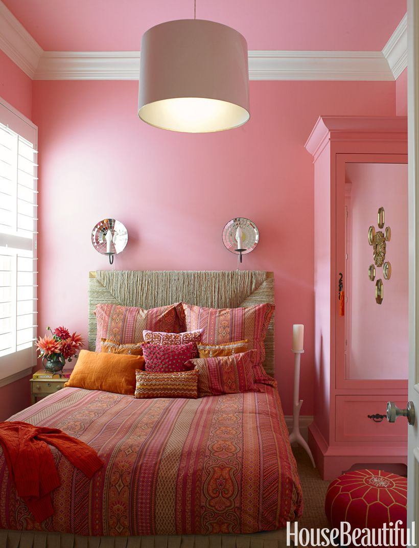 62 Colorful Bedrooms That Will Make You Wake Up Happier. 62 Colorful Bedrooms That Will Make You Wake Up Happier   Bedrooms