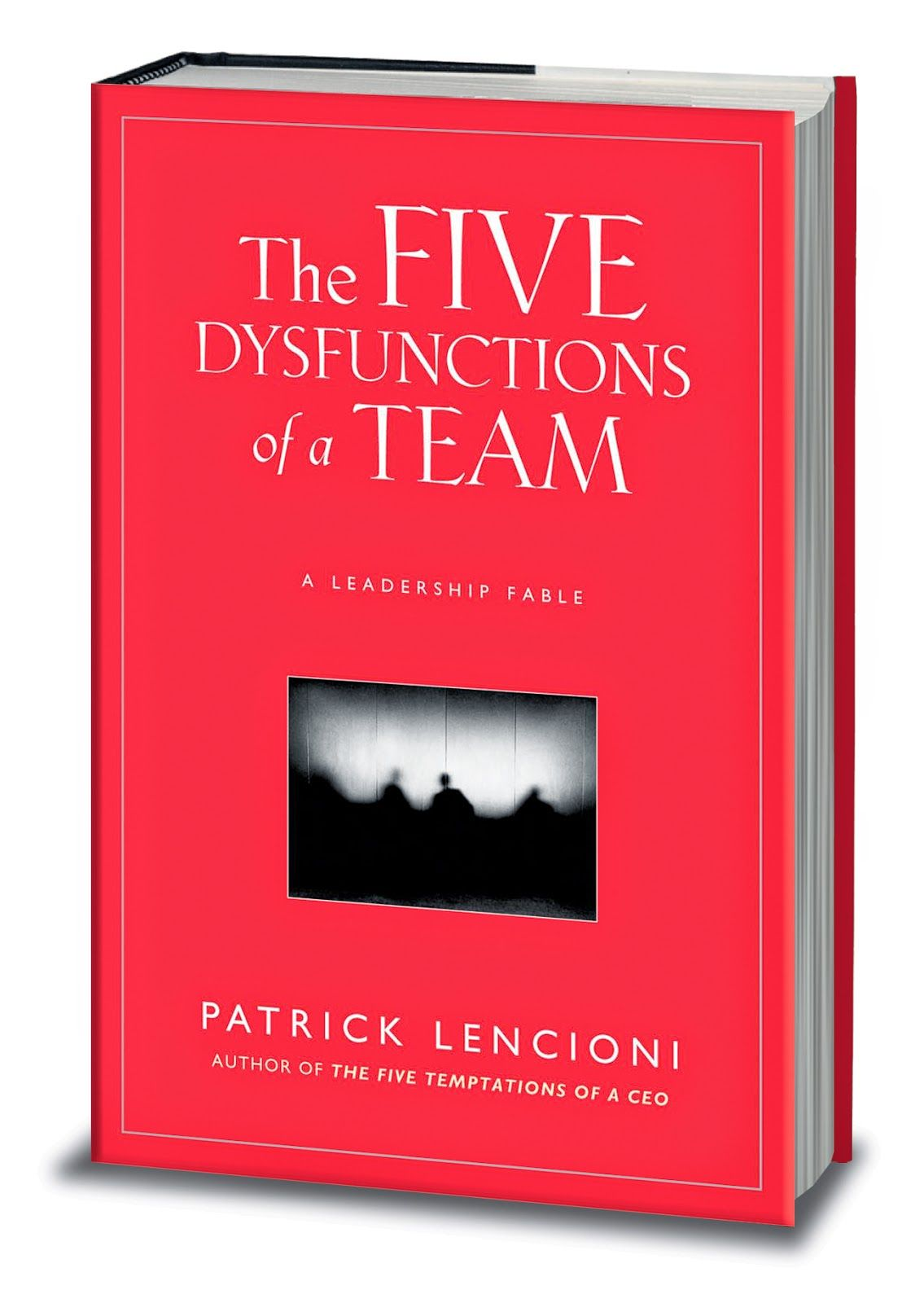 Five Behaviors Of A Cohesive Teamessment Training Program Based On Patrick Lencionis Five Dysfunctions Of A Team