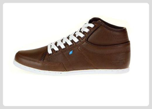 timeless design ec0a7 e89ab Boxfresh Swapp Lea dark brown, Braun Damen Leder Sneakers ...