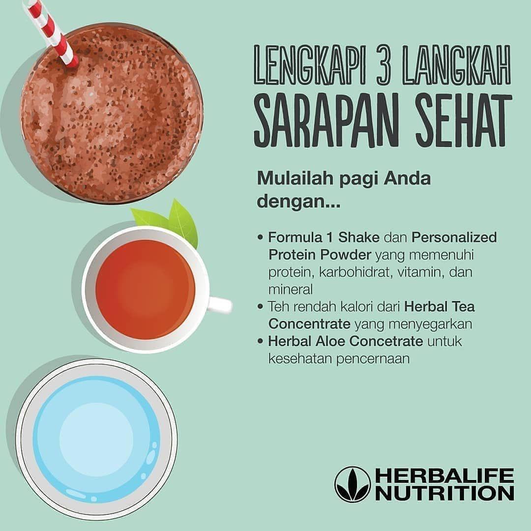 Langkah Sarapansehat Untuk Mengawali Hari Ini Untuk Tetap Bugar Dan Berenergi Temukan Manfaat Dari Sarapanber Herbal Medicine Recipes Herbalife Herbal Medicine