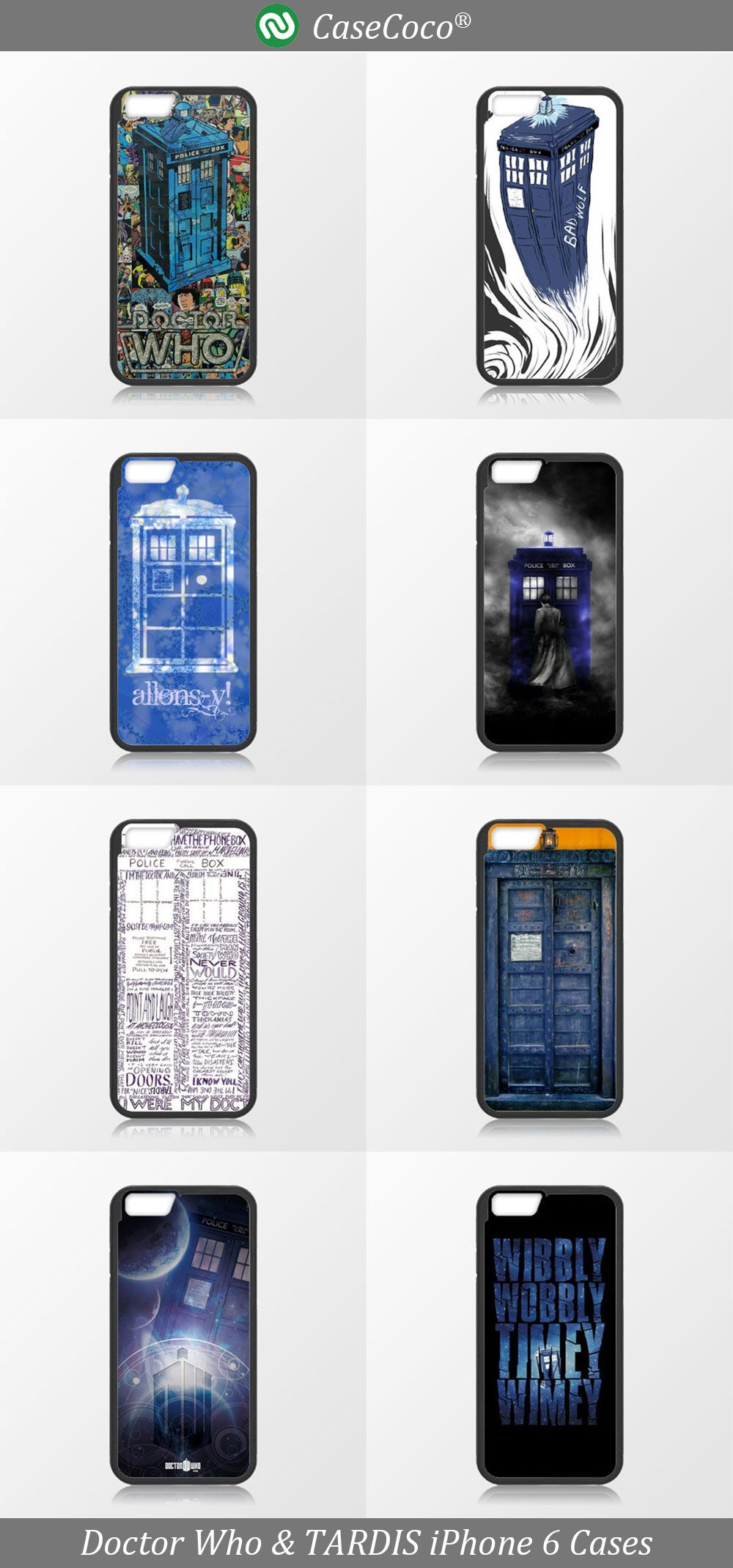 tardis iphone 6 case