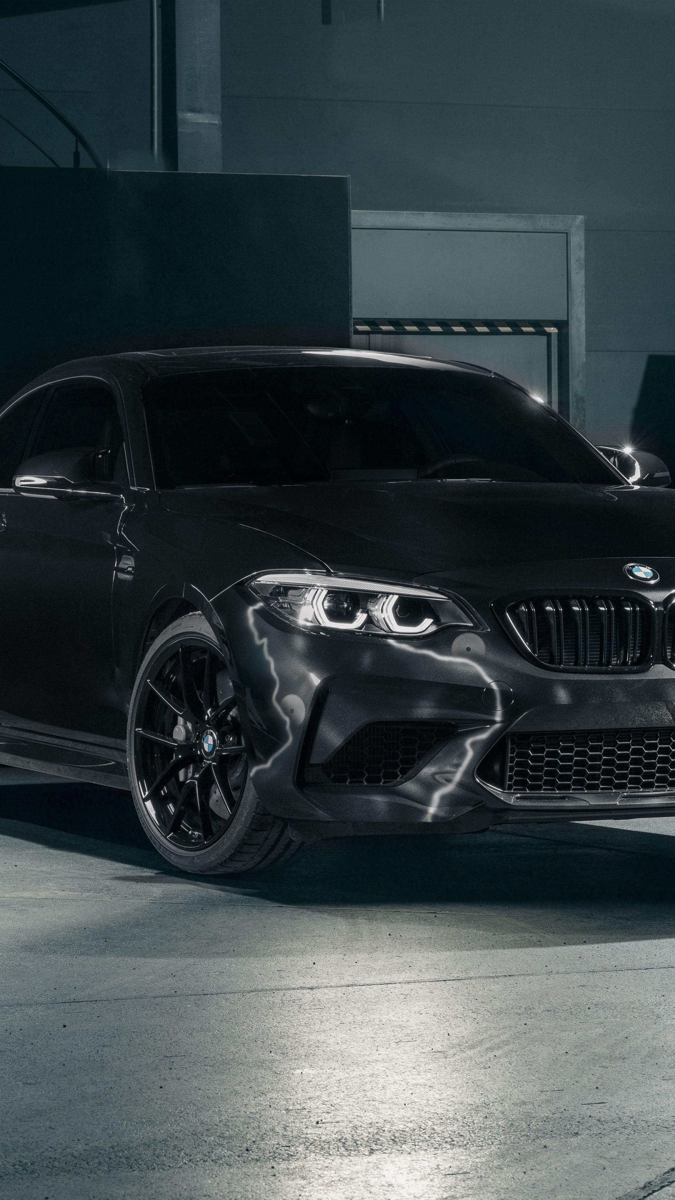 2160x3840 2020 Bmw M2 Black Car Wallpaper Bmw 2020 Bmw Bmw M2