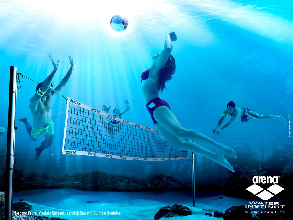 Pin By Manuel Gijon On Natacion Water Volleyball Volleyball Pictures Volley