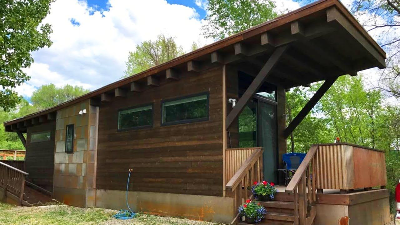 Luxurious Denver Tiny Home Lots Of Space And Natural Light