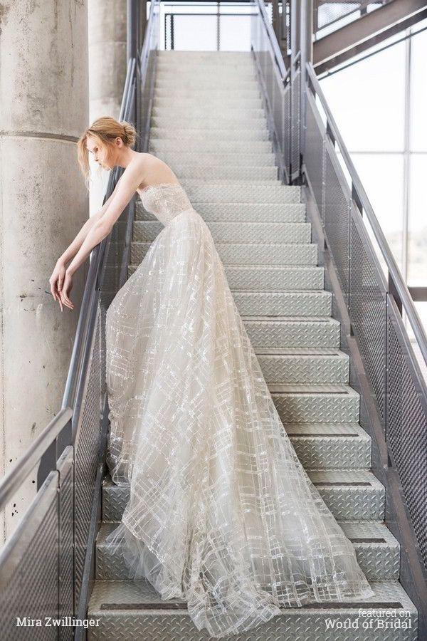 Mira Zwillinger 2016 Wedding Dresses Stardust Collection | Novios ...