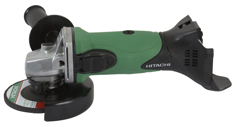 Hitachi g18dslp4 18v lithium ion 412 angle grinder tool