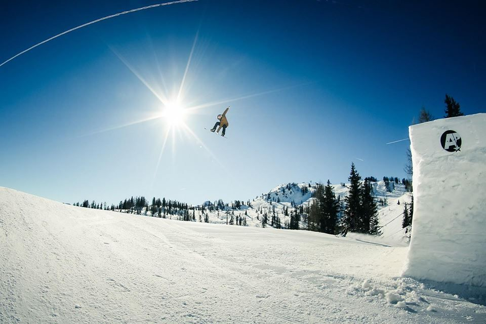 Aimee Fuller is now in the Absolut Park-Team | Prime Snowboarding