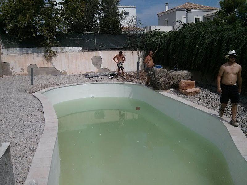 como construir una piscina natural - Como Construir Una Piscina