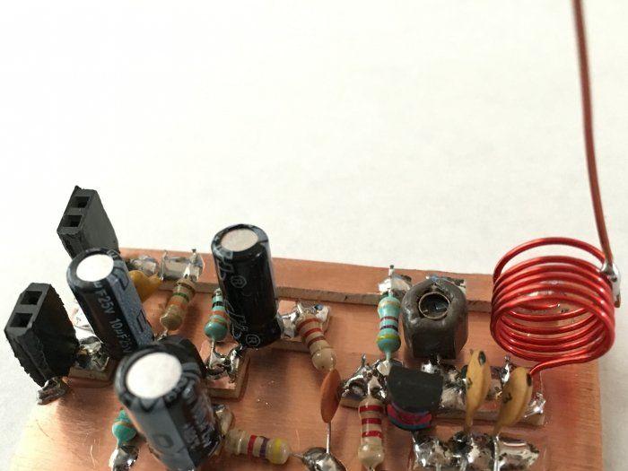 Transmisor De Fm De 10 Km De Alcance Facil Armado Electr Nica Circuitos Y Tecnologia
