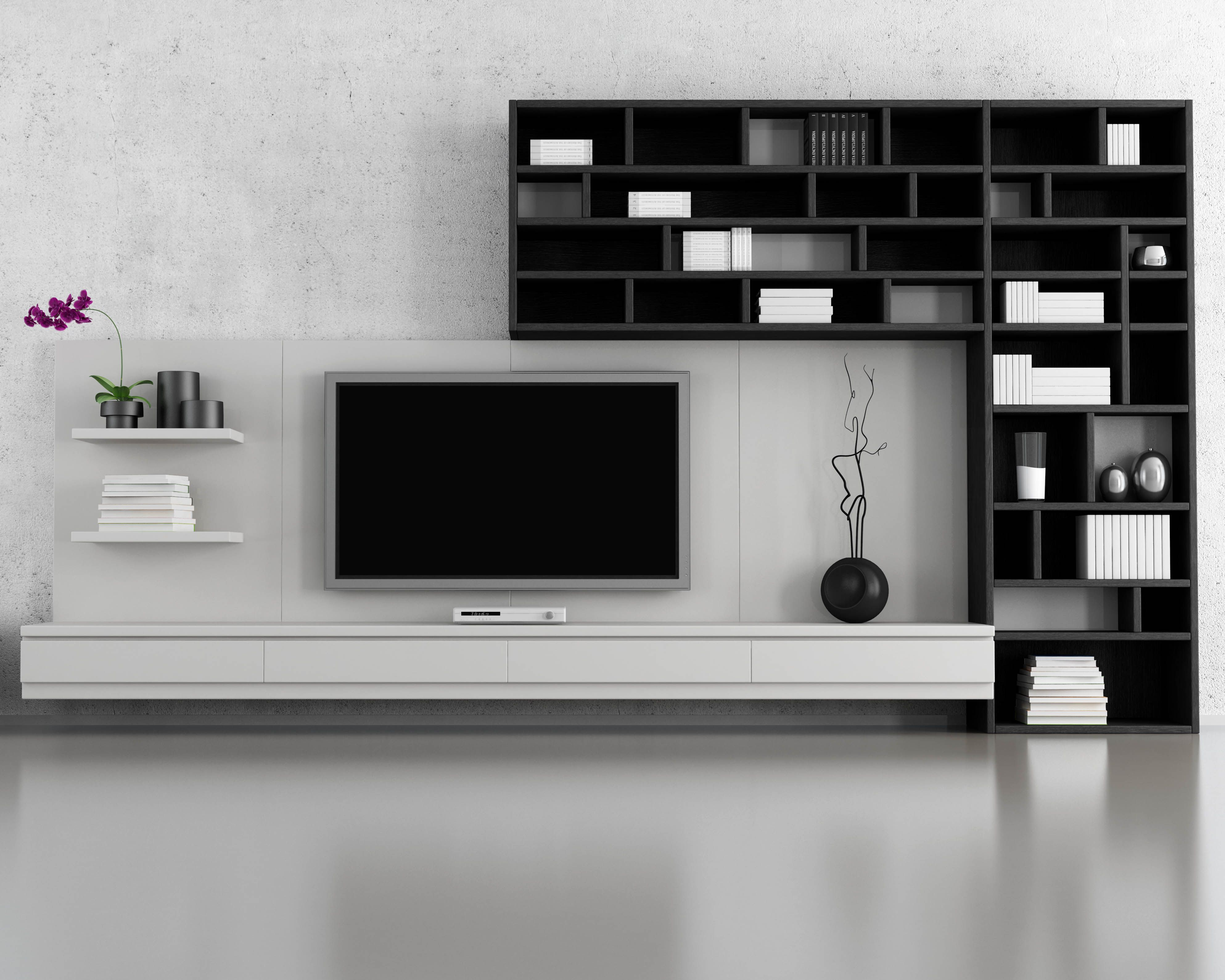 Minimalist Jpg 3973 3178 Living Room Pinterest Minimalist  # Meubles Derangement Tele Minimaliste