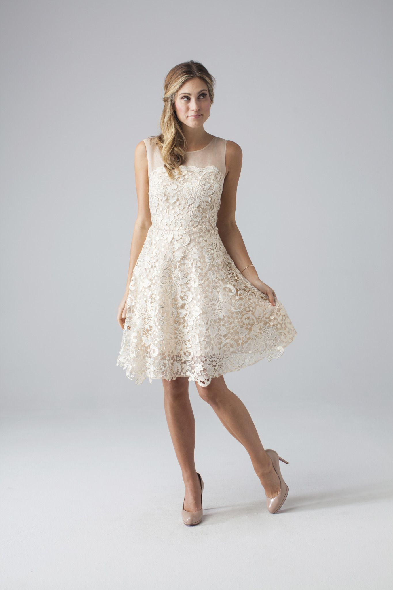 Get Ready For These Big Day Dresses That You Ll Actually Want To Wear Again And Again Boda Decoración De Unas
