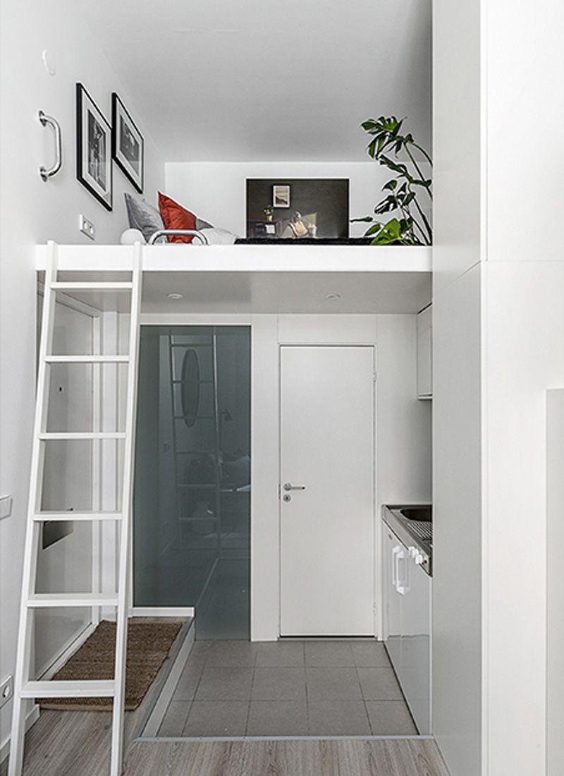 Desain Kamar Apartemen Kecil Rumah Desain Rumah