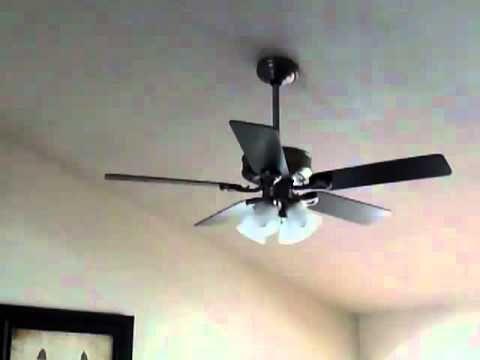 I installed ceiling fan wrong [original] | fans | Ceiling fan, Fan