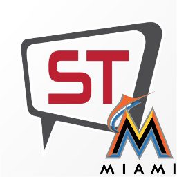 Marlins SPORTalk   @SPORTalkMarlins    Sports Meet Social Media. This account is directed towards Miami Marlins Fans. Join SPORTalk today and get the app! #Marlins #MLB   Miami, FL      appsto.re/us/Wtw95.i