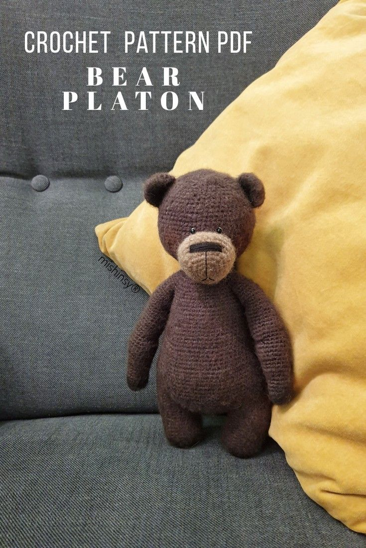 Bear Platon pattern pdf