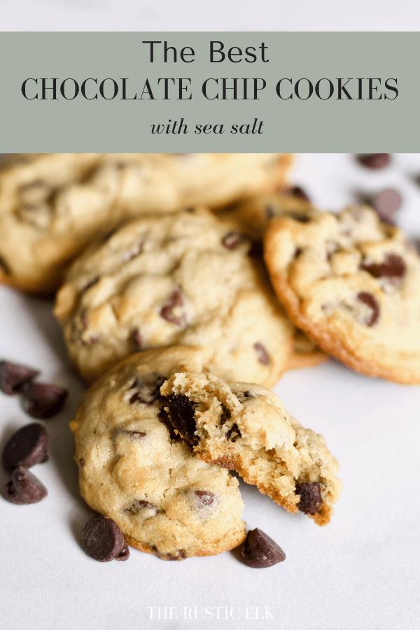 Best Chocolate Chip Cookie Recipe Dessert Recipes Cookies