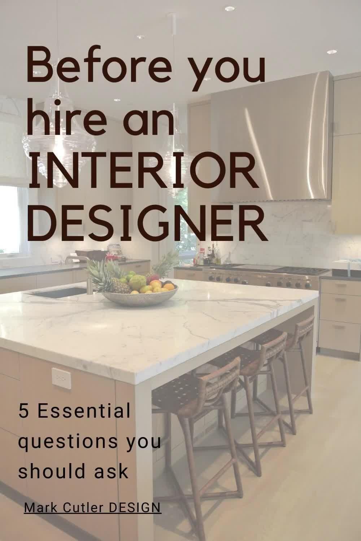 Hire A Home Designer