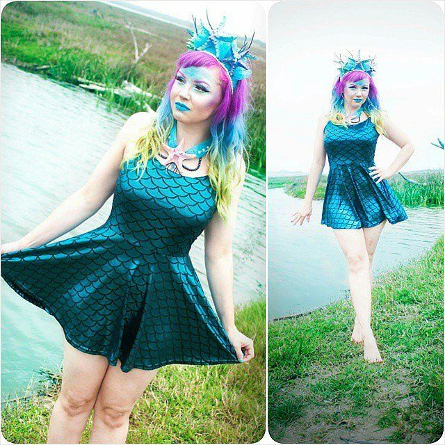 59 Mermaid Costumes You\u0027ll Flip For Costumes, Halloween ideas and