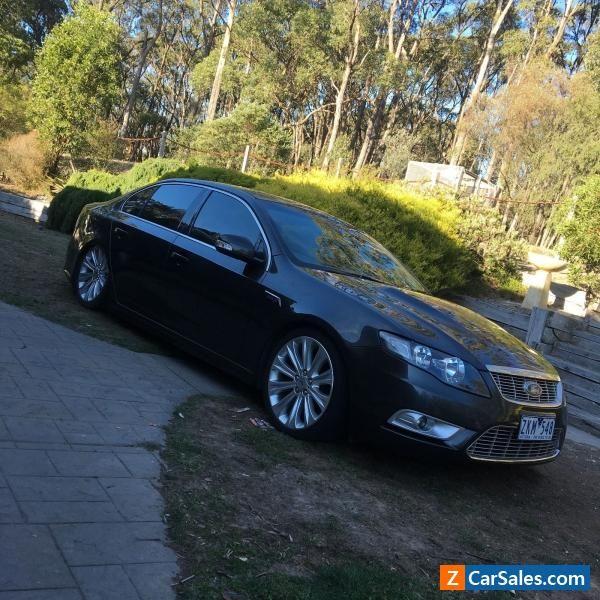 Bagged Fg G6e Ford Falcon Forsale Australia Cars For Sale