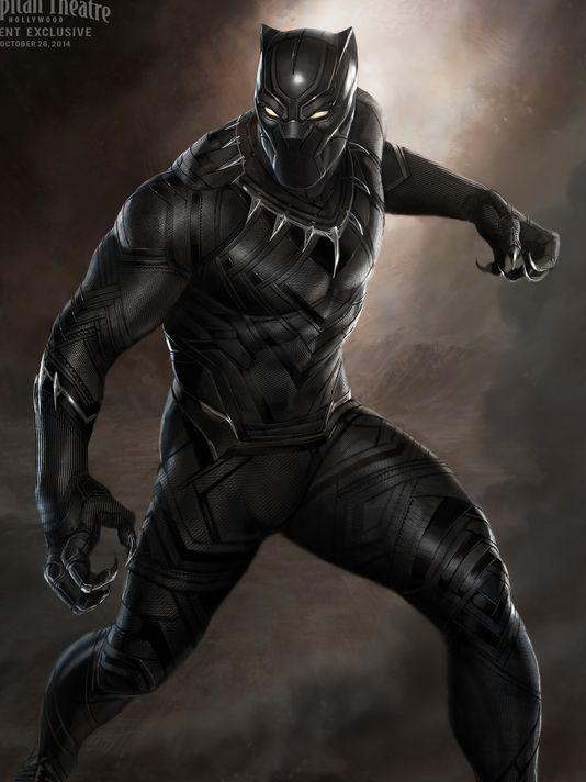 фото марвел черная пантера