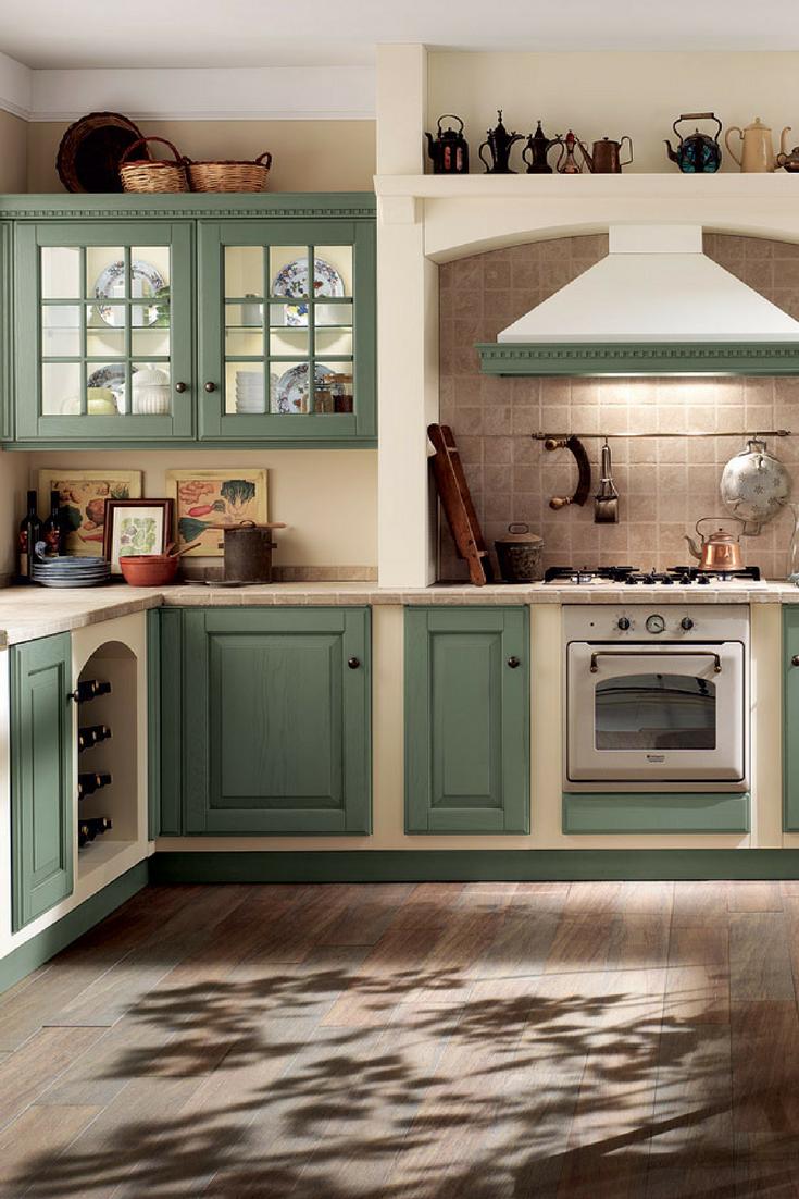 Mintgrün in der Küche: Die schönsten Bilder und Ideen für die neue ...
