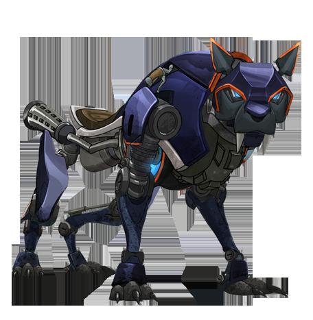 Mecha beasts project terra robot animal beast how train your