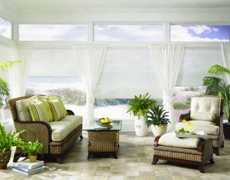 Enjoy Your Sunrooms Cut Harsh Glare Damaging Uv Rays
