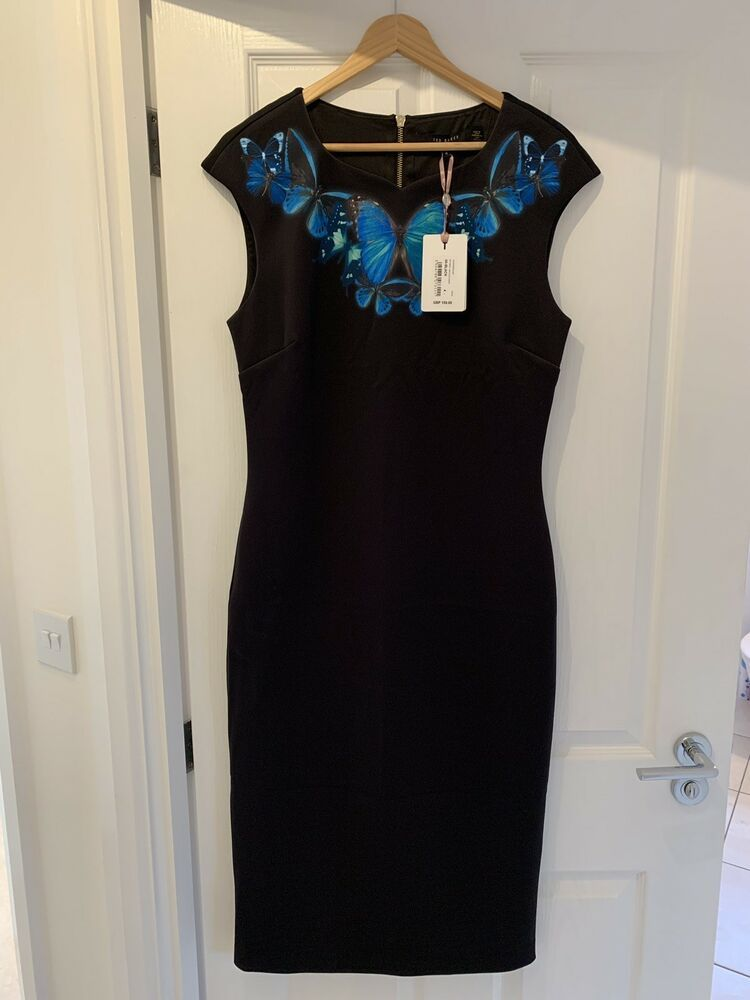 b671e28e6 Ted Baker Dress Size 14  fashion  clothing  shoes  accessories   womensclothing  dresses (ebay link)