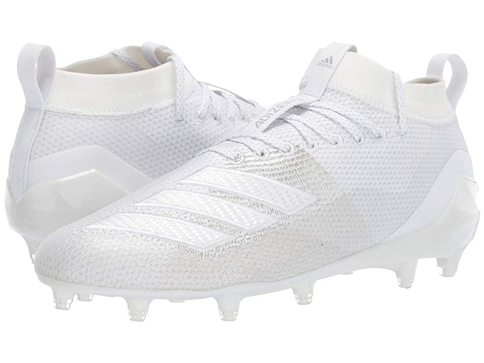 Adidas 5 Star 8 0 Men S Cleated Shoes White White Adidas Football Cleats Adidas Kids Adidas