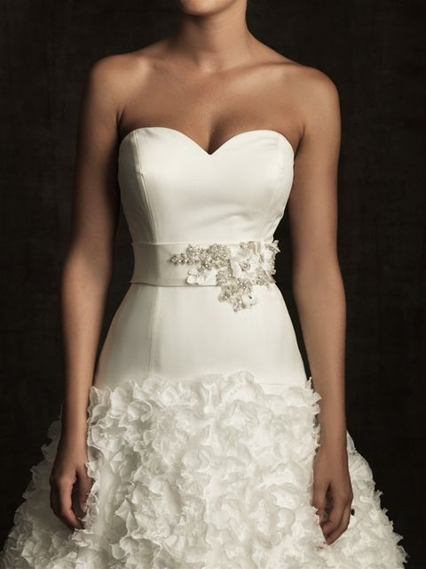 vestidos de novia Allure | Wedding dress | Pinterest | Vestidos de ...