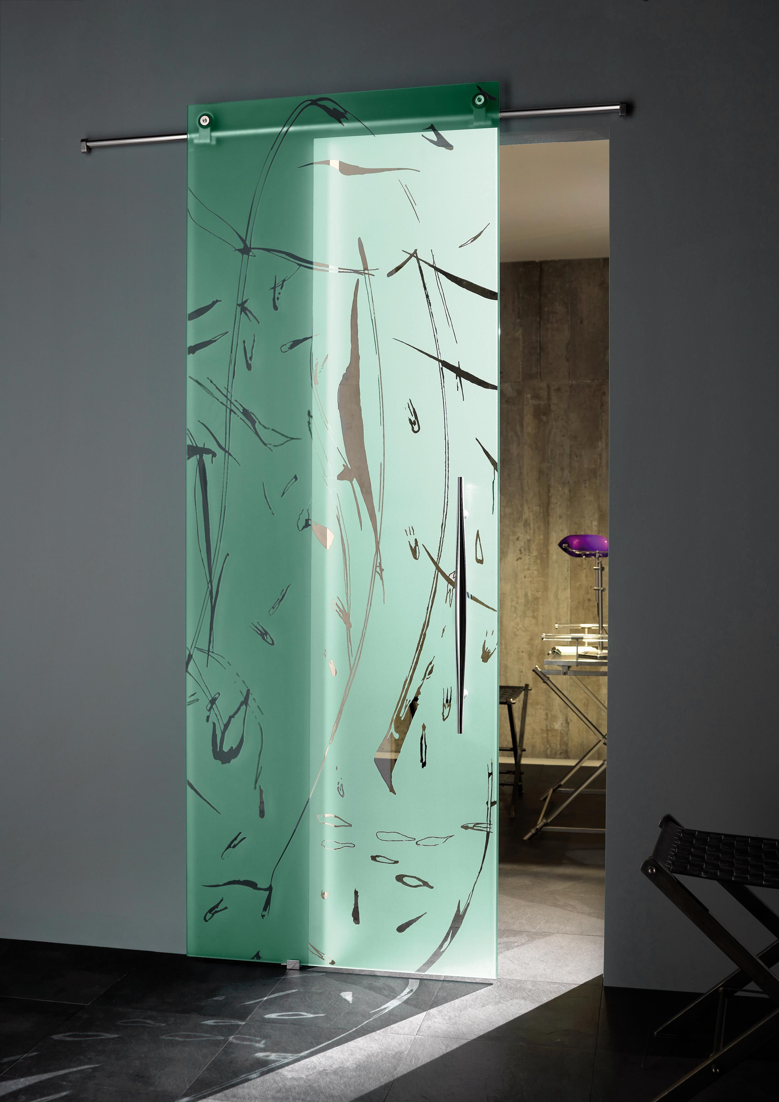 Zefira Sliding Glass Interior Door By Casali Design Inspirations