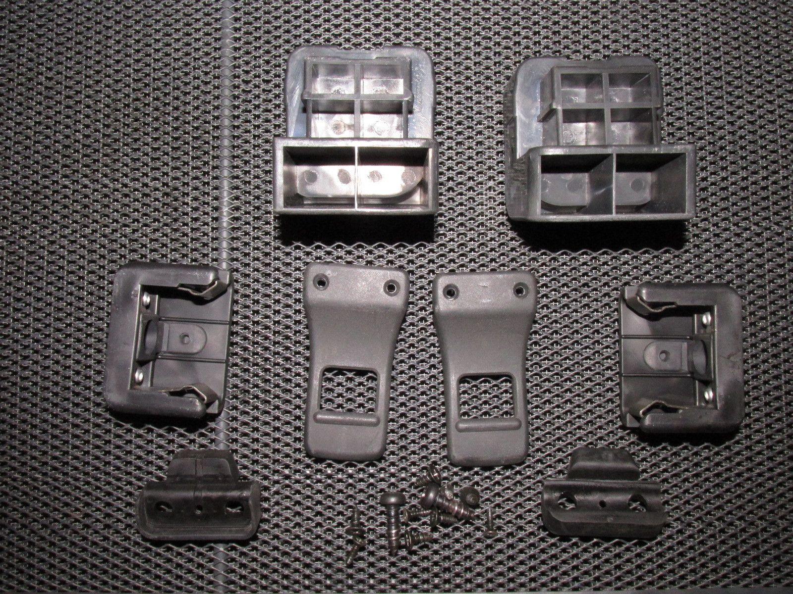 90 91 92 93 94 95 96 Nissan 300zx Oem Hatch Trunk Cover Holder 1991 Fuse Box Bracket
