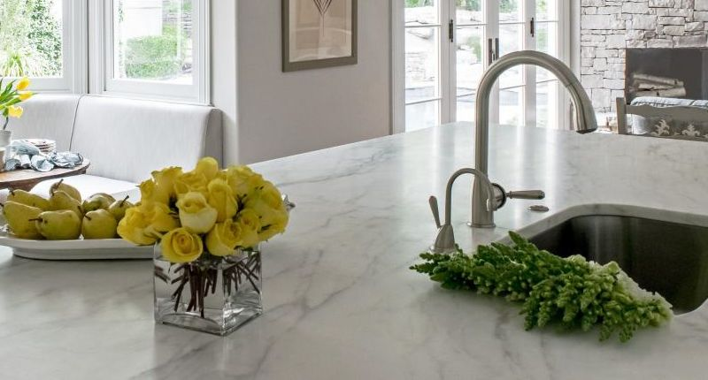 One of the most important steps in caring for marble is