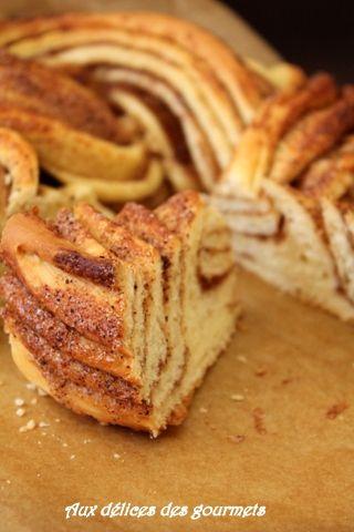 Aux délices des gourmets: KRINGLE ESTONIEN