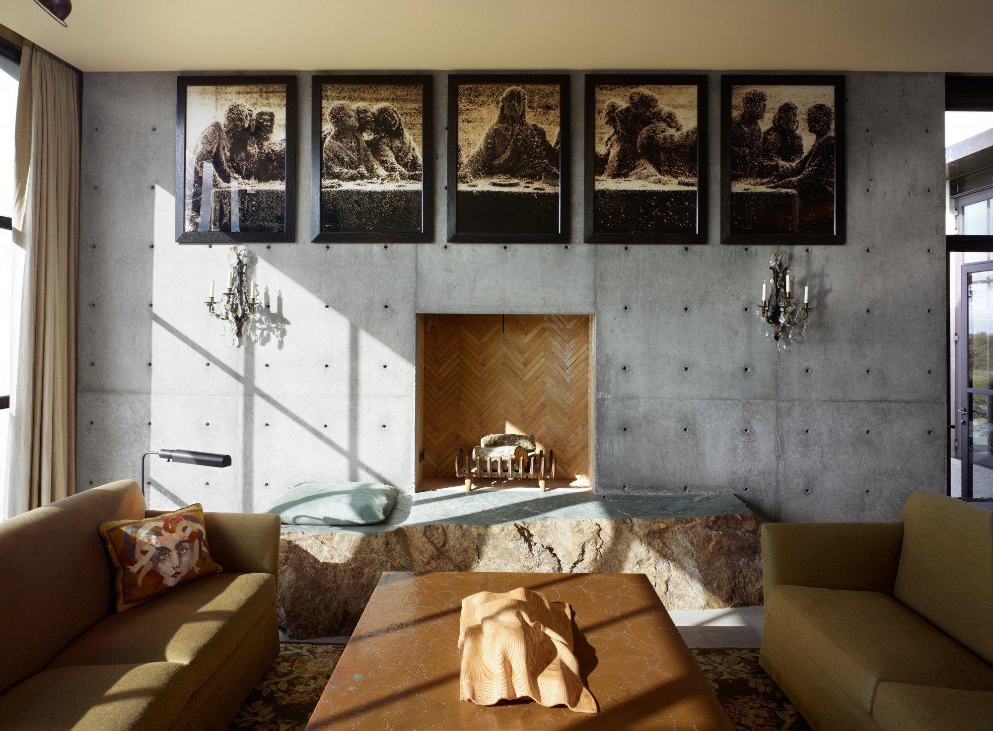 Simple house interior design ideas pin by scott wright art on interiorsdesign  pinterest  rock