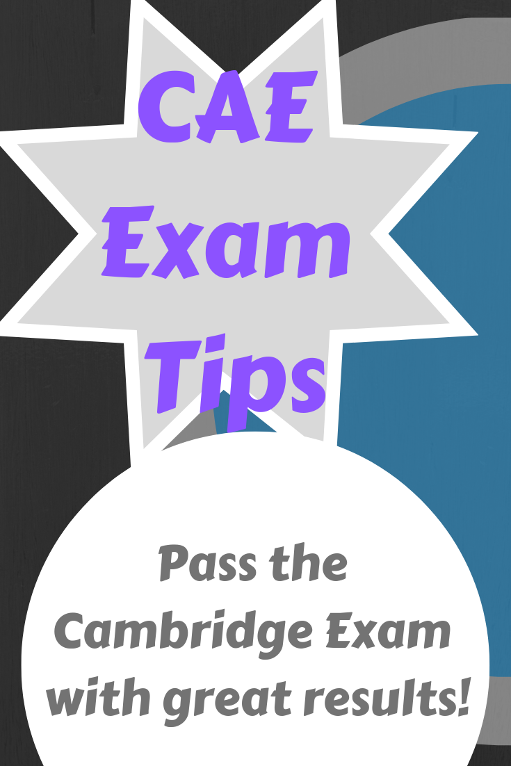 Pass CAE/CPE with a high grade! I have included all the best
