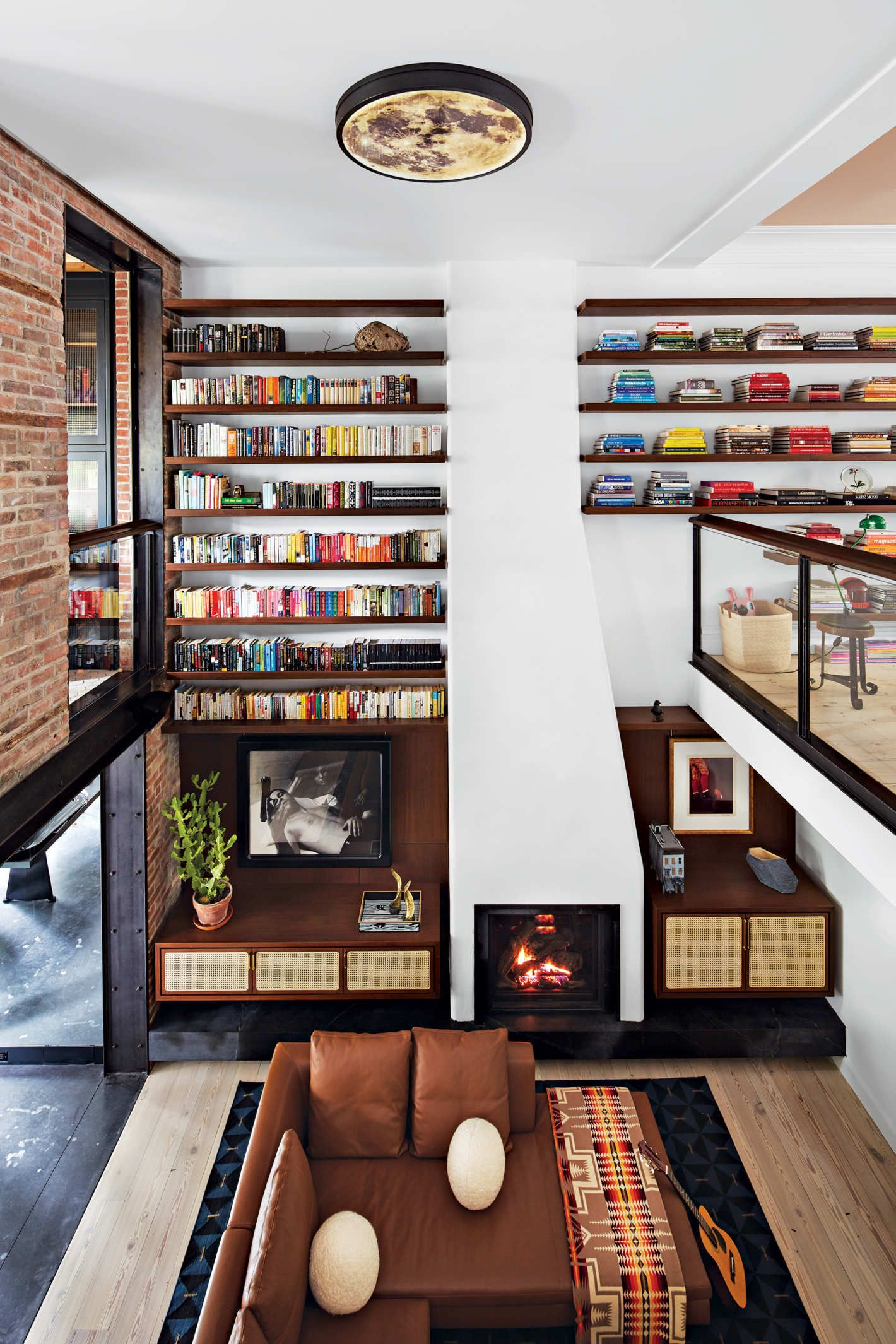 A Brooklyn Rowhouse That Preserves the Wildness Out Back ...