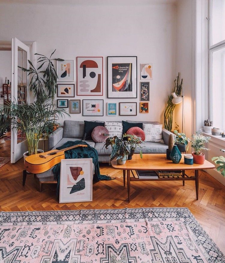 Bohemian Latest And Stylish Home Decor Design And Life Style Ideas Small Living Room Decor Bright Living Room Small Modern Living Room #styling #a #small #living #room