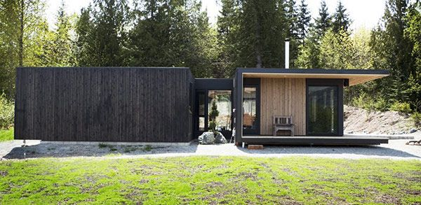 Pynter Prefab Cabins Modern Cabin Prefab Cabin Kits