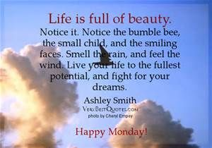 Good Morning Everyone Its Monday Spiritual Quote Bing Images