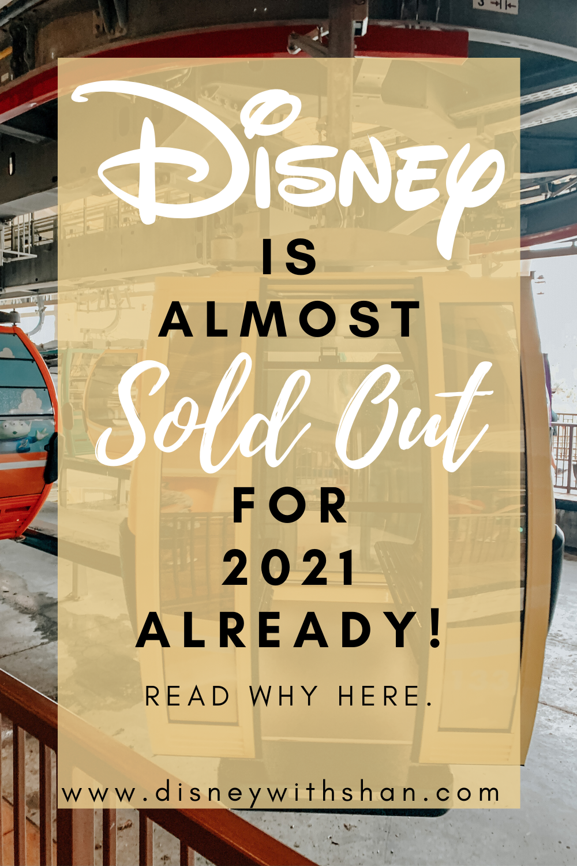 Booking 2021 Disney World Vacations now Disney travel