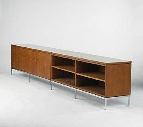 Florence Knoll, Credenza