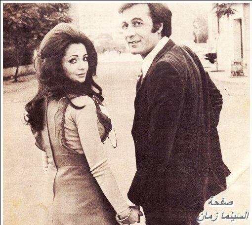محمود ياسين و شهيرة والحب الدائم الذى لم ينتهى Egyptian Beauty Egyptian Actress Egyptian Movies